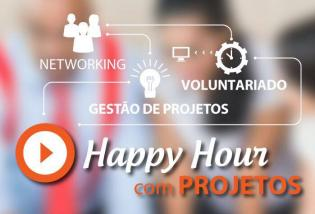 O PMI Bahia convida: Happy Hour com Projetos - Dia Internacional do Voluntariado - INSCREVA-SE AQUI!