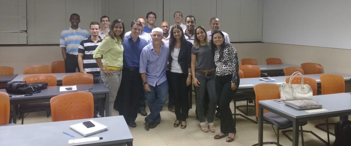 Parabéns Victor Veiga e Luiz Artur! Profissionais que obtiveram recentemente a certificação do PMI