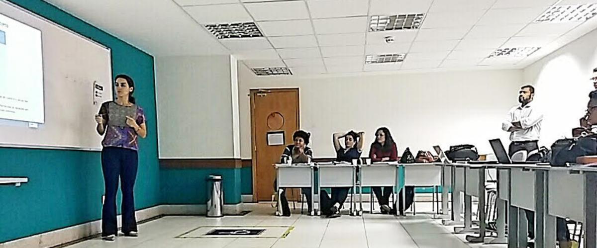 Segundo encontro do Grupos de Estudos Técnicos PMP e CAPM