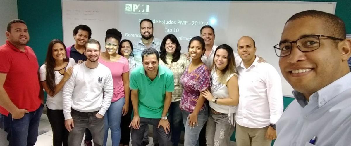 Grupo de Estudos 2017 a todo vapor!!!