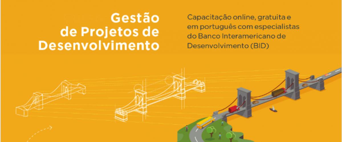 BID lança curso de gestão de projetos online e gratuito em português