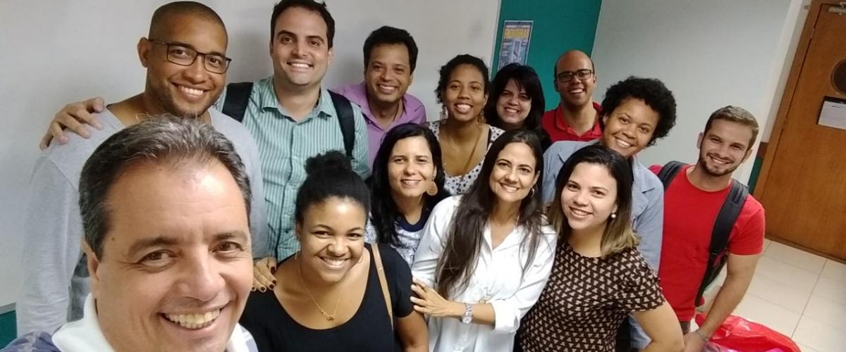 Grupo de Estudos 2017 encerrado com chave de ouro!!!