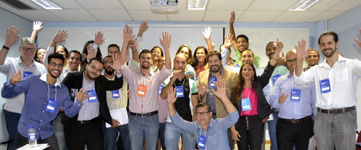Fotos SGPL 2017 workshop Gestão de Stakeholders