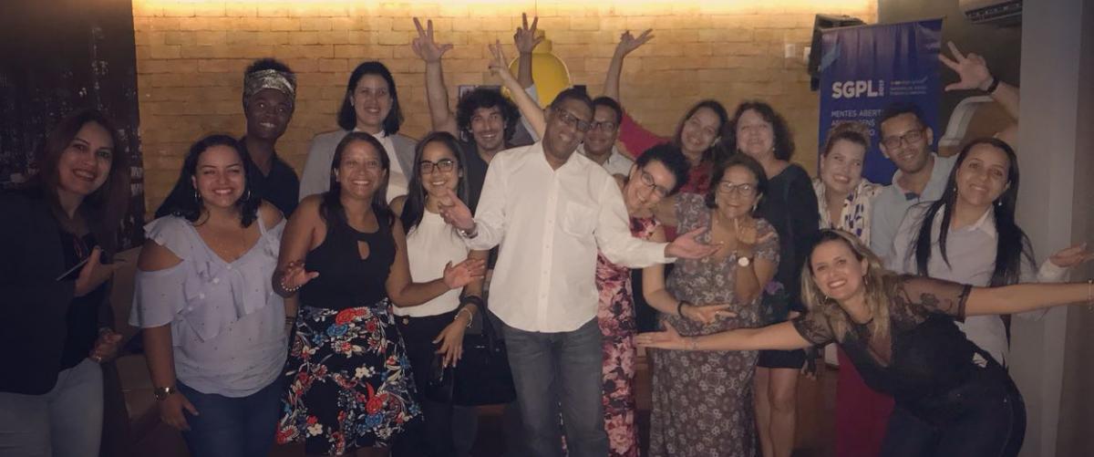 Primeiro Happy Hour com Projetos de 2018 do PMI Bahia Chapter
