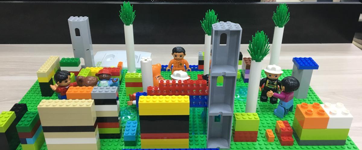 Realizados os eventos Networking com Palestra + Workshop Lego® Serious Play®!