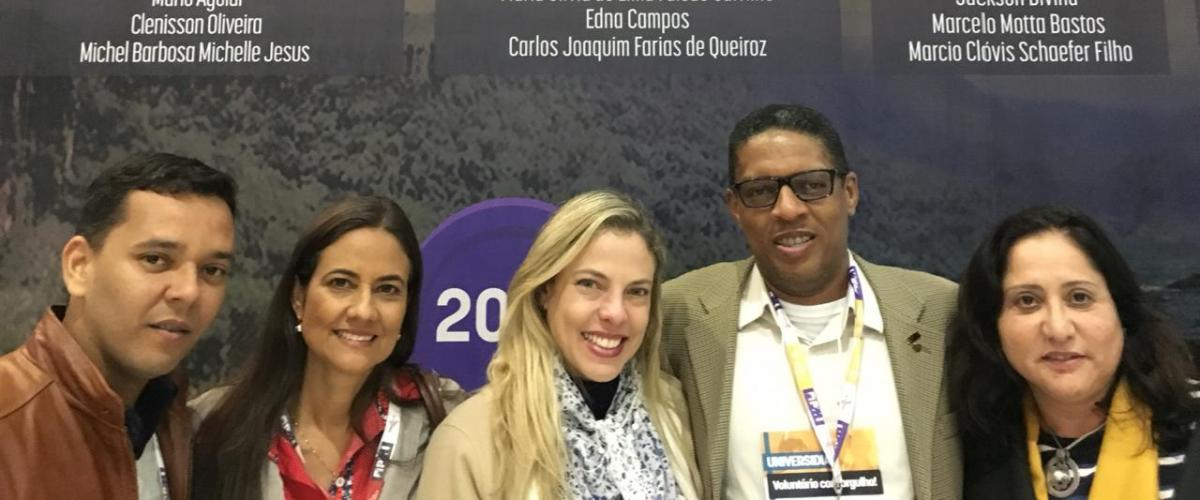 PMI Bahia no CBGPL 2018