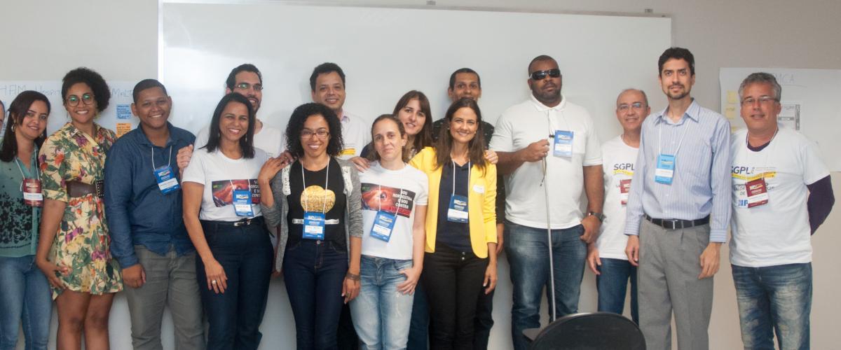 Fotos SGPL 2018 Ação Social Dinâmica com as ONG's