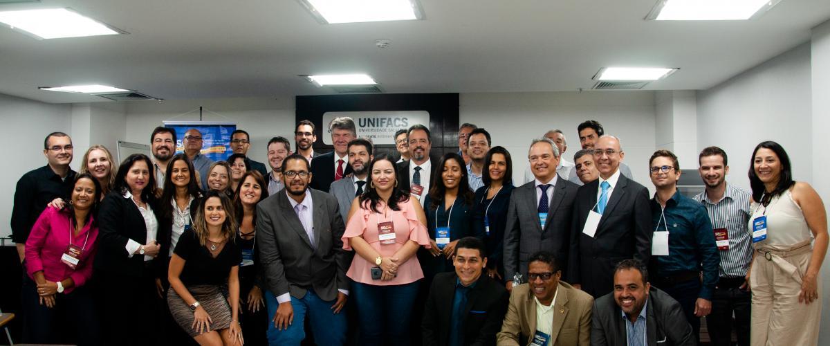 PMI Bahia Chapter agradece a todos  os envolvidos no SGPL