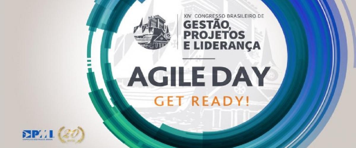14º CBGPL PMI | Inscreva-se no Agile Day!