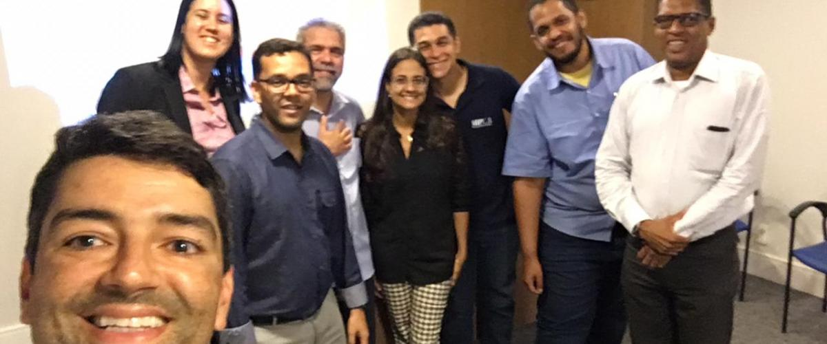 Reunião das Diretorias com o Presidente do PMI Bahia