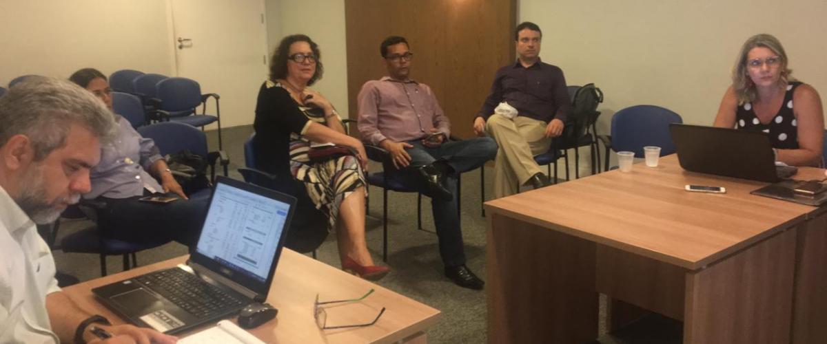 Reunião de Planejamento Estratégico do PMI Bahia