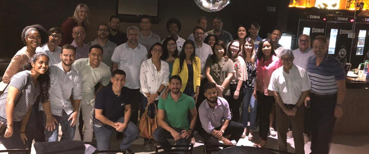 1º Happy Hour 2019 do PMI-BA