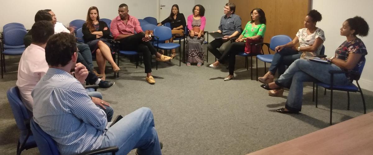 1º Encontro de Acompanhamento de Voluntários do PMI-BA