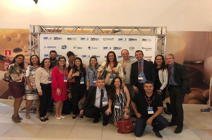 Prêmio PMI Bahia Melhores do Ano é notícia - Categoria Melhor Projeto