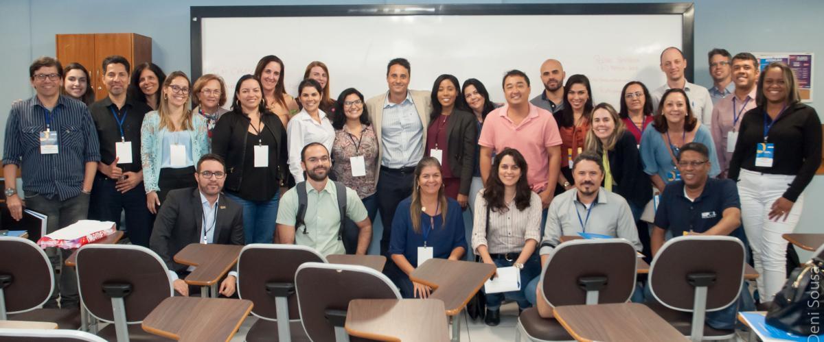 Fotos SGPL 2019 - Workshop Gestão de Mudanças: abordagem p/ resultados em agilidade organizacional