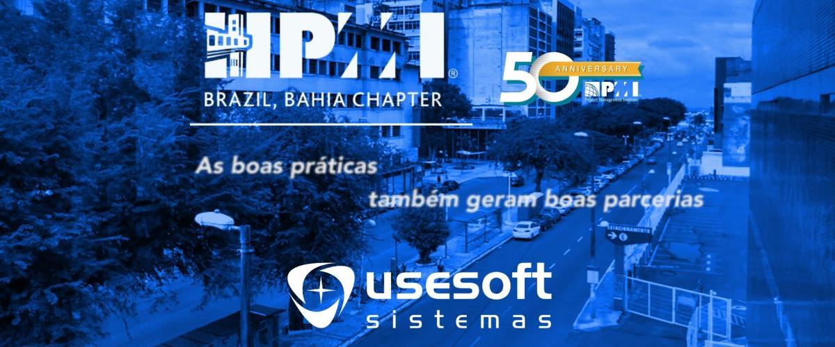 PMI Bahia Chapter e Usesoft