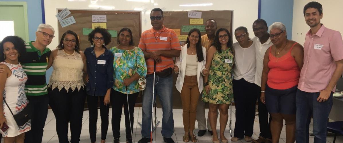 1º Encontro do Programa Ações Sociais PMI Bahia