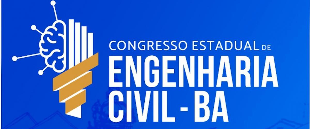 Congresso Estadual de Engenharia Civil da Bahia