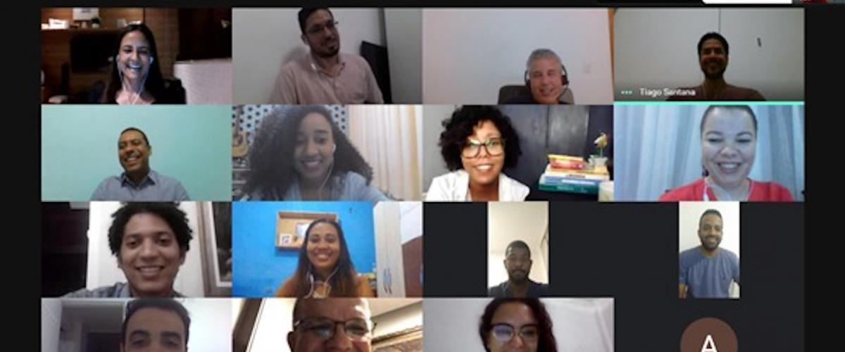 O PMI Bahia realizou o III Encontro 2020 para Acompanhamento dos Voluntários