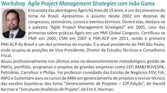 Entrevista com João Gama - Palestrante do I SALVADOR SGP 2014