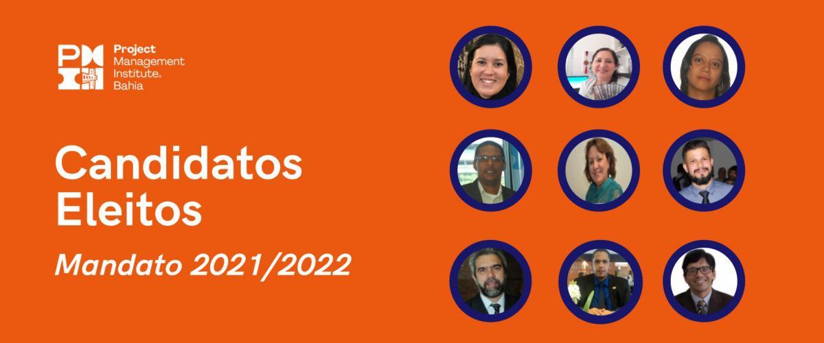 Conheça os candidatos eleitos para a gestão 2021-2022