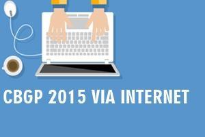 CBGP 2015 On line