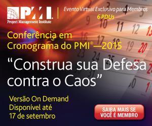 Conferência 'Construa sua defesa contra o caos'