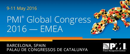 PMI GLOBAL Congress 2016 - EMEA