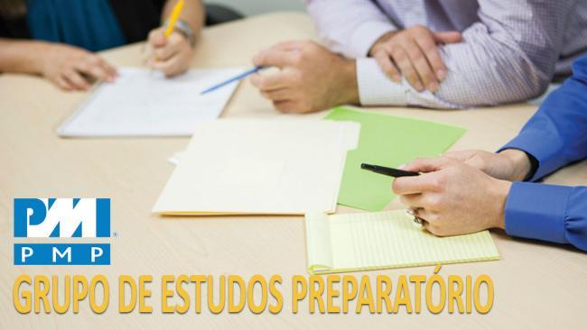 Grupo de Estudos - Certificação PMP®