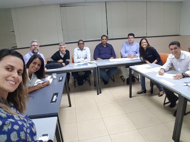 Reunião de Diretoria do PMI Bahia