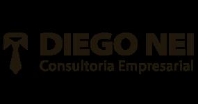 Logo: DNCE – Diego Nei Consultoria Empresarial